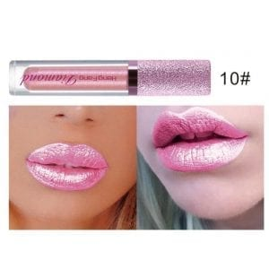 Heng Fang Long-Lasting Lip Gloss Liquid Eyeshadow 10