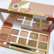 Miss Rose 10 Colours Eyeshadow Plette 04 Shimmer 1