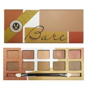 Miss Rose 10 Colours Eyeshadow Plette 04 Shimmer 2