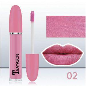 Teayason Matte Liquid Lipstick 02
