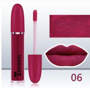 Teayason Matte Liquid Lipstick 06