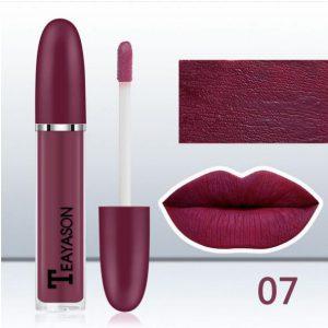 Teayason Matte Liquid Lipstick 07