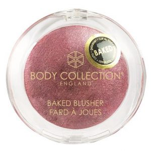 Body Collection Baked Blusher - Rose