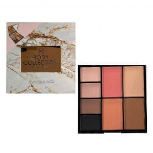 Body Collection On The Go Travel Palette 2