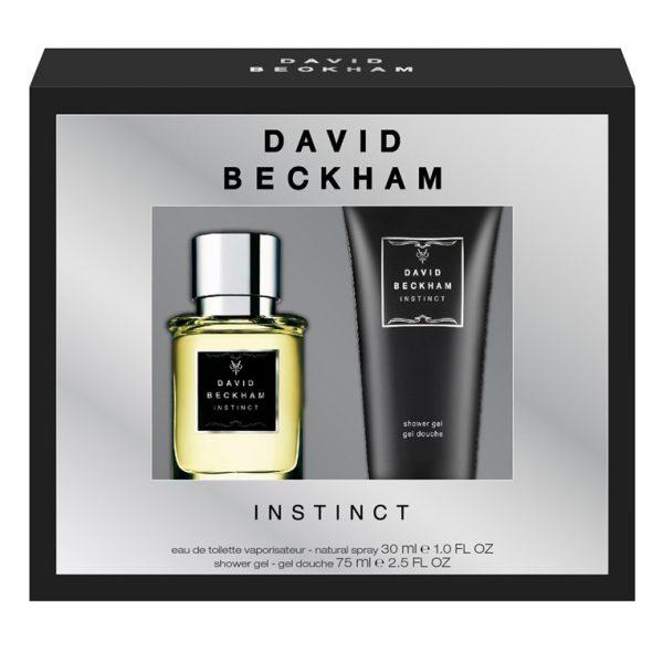 David Beckham Instinct set