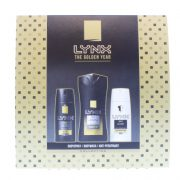 LYNX The Golden Year Gift Set 1