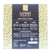 LYNX The Golden Year Gift Set 2