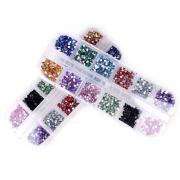 Nail gem stones