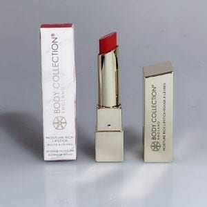 Body Collection Moisture Rich Lipstick – Berry Nude