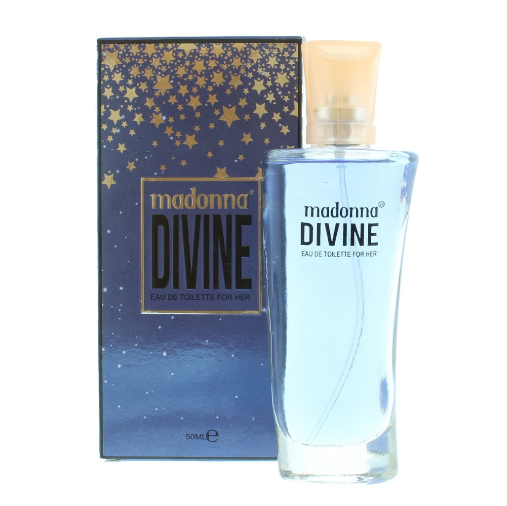 Madonna Divine Eau de Toilette for Her 50ml Perfume
