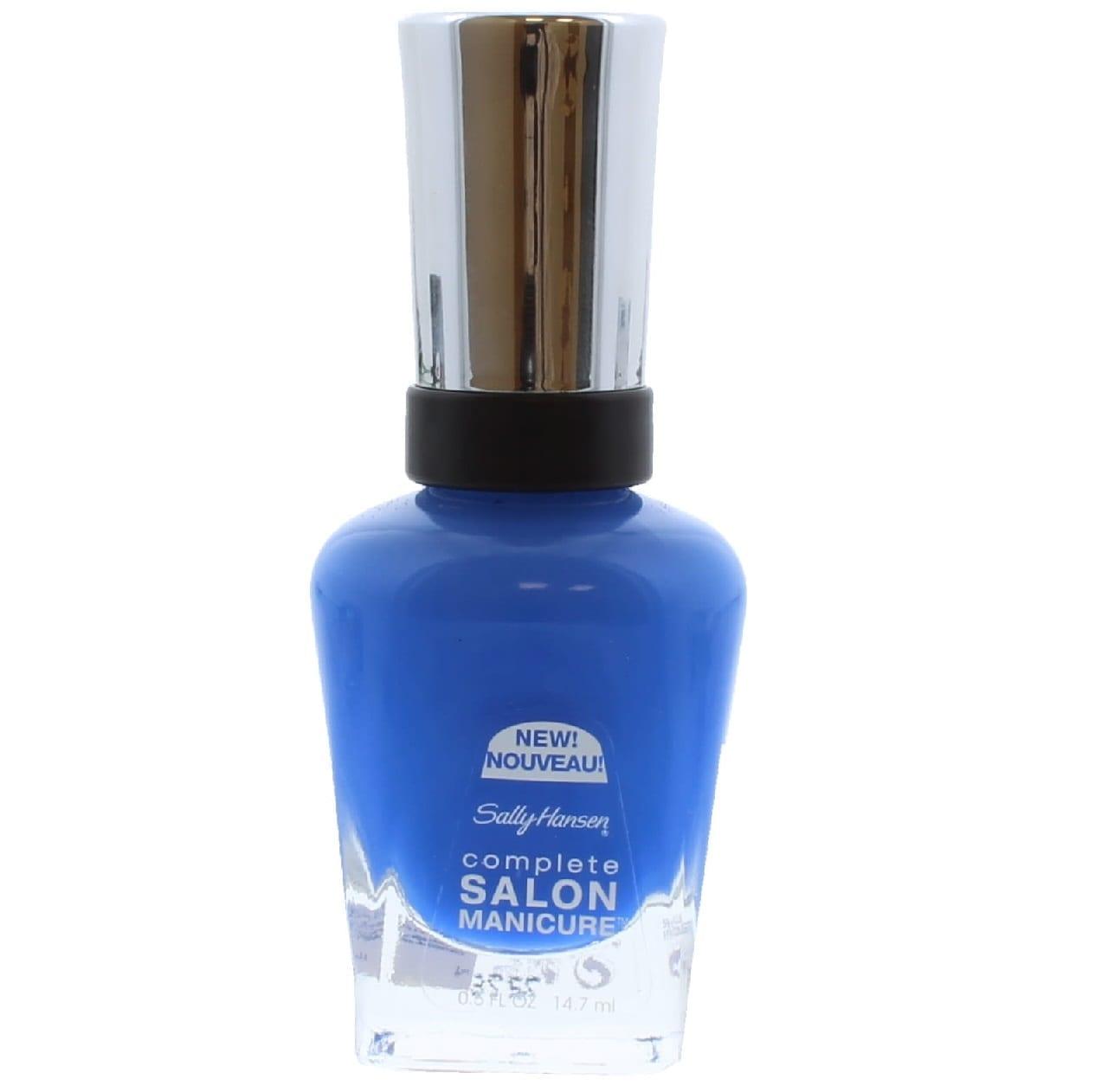 Suede Nail Polish: Sally Hansen Complete Salon Manicure Nail Polish