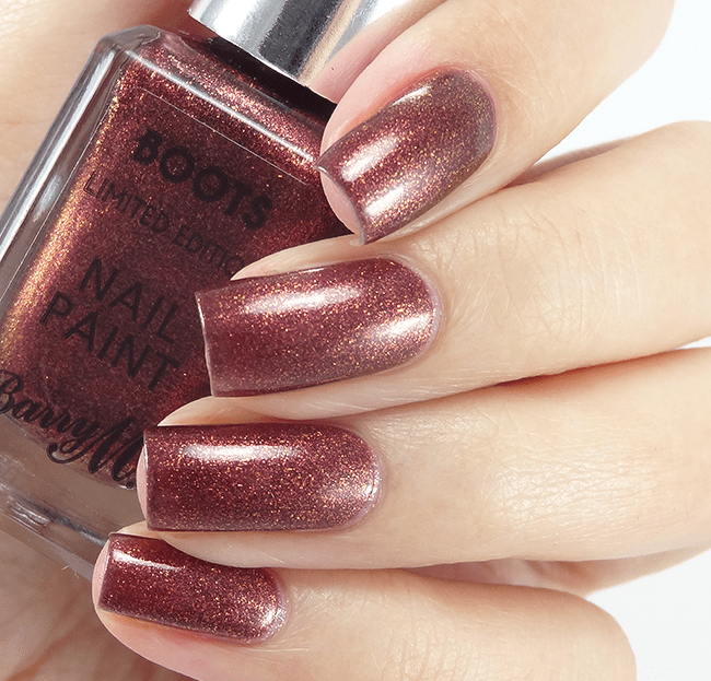 Barry M Boots Limited Edition Nail Polish Enchanted Colour Zone Cosmetics