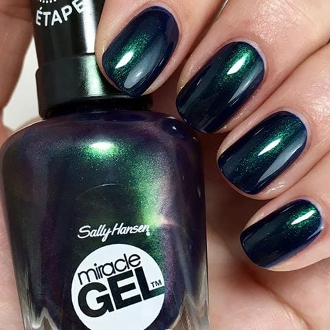 Sally Hansen Miracle Gel Nail Polish - Garnish Attention 065