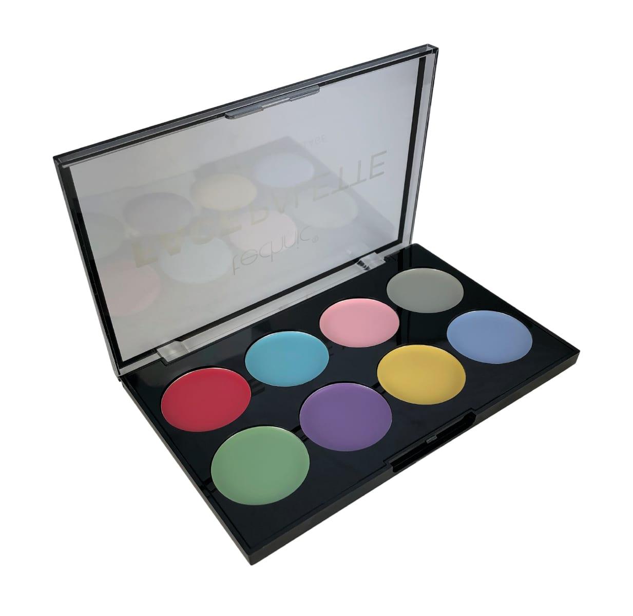 Technic 8 Colours Face Paint Palette