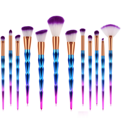 wholesale unicorn makeup brushes  sets  colourzone wholesale
